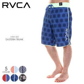 RVCA ルーカ サーフパンツ メンズ EASTERN TRUNK AI041512 AI041522 2018春夏 レッド/ブルー/グリーン/ピンク/ホワイト 28/30/32/34