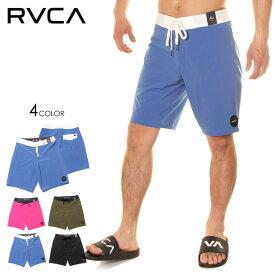 RVCA ルーカ ボードショーツ メンズ VA TRUNK SOLID 2020春夏 ブラック/ブルー/オリーブ/カモ 28/30/32/34 【SUMMER SALE】