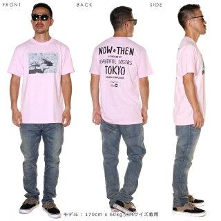 RVCAルーカTシャツメンズDIENNABLTOKYO2019春夏ピンクS/M/L