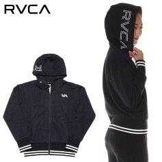 RVCAルーカジャケットレディースTITANJACKET2019秋冬ブラック/ホワイトS/M