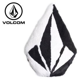 VOLCOM ボルコム クッション STONE FUR CUSSION ブラック ワンサイズ 【evi】 【SUMMER SALE】