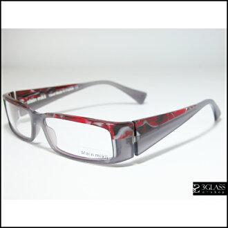 alain mikli arammikurimegane AL0412彩色0202男子的眼镜太阳眼镜眼镜