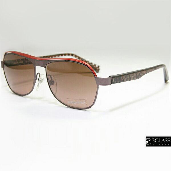 alain mikli アランミクリ サングラスAL1121 カラー M042【楽ギフ_包装】 メンズ メガネ サングラス 眼鏡【店頭受取対応商品】