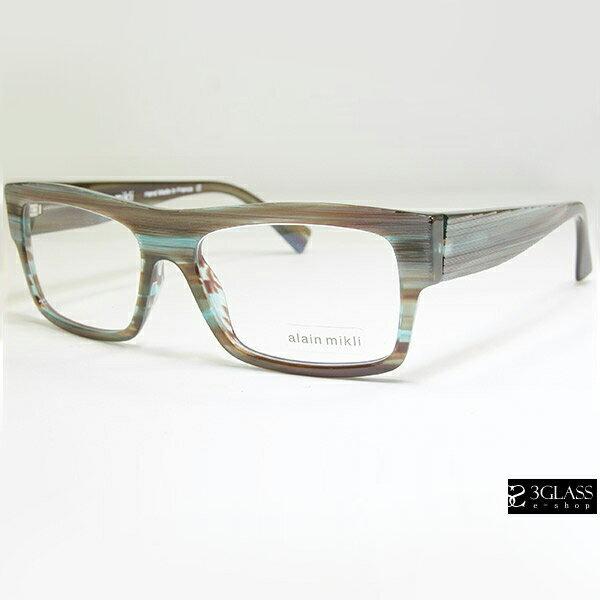 alain mikli アランミクリAO1344 カラー2593 ao1344-2593【楽ギフ_包装】 メンズ メガネ サングラス 眼鏡【ありがとう】【店頭受取対応商品】