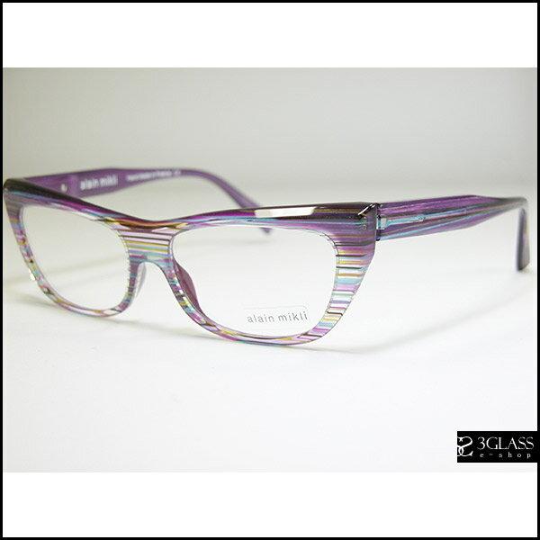 alain mikli アランミクリ メガネAO3002 カラーBOC5【楽ギフ_包装】 メンズ メガネ サングラス 眼鏡 【店頭受取対応商品】