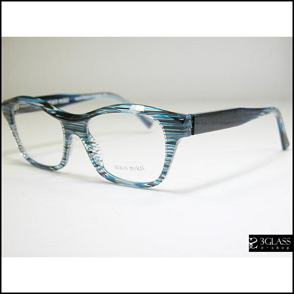 alain mikli アランミクリ メガネAO3006 カラーB0C8【楽ギフ_包装】 メンズ メガネ サングラス 眼鏡【ありがとう】【店頭受取対応商品】