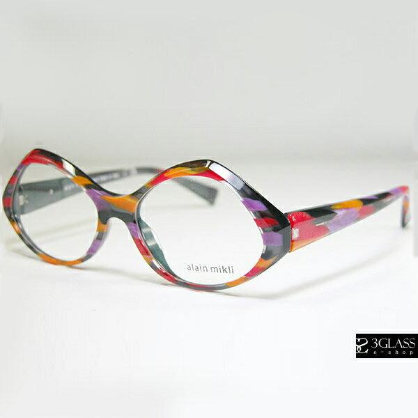 alain mikli アランミクリ メガネAO3014 カラーB0BN【楽ギフ_包装】 メンズ メガネ サングラス 眼鏡【ありがとう】【店頭受取対応商品】