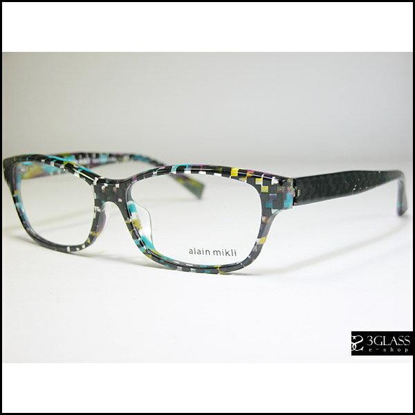 alain mikli アランミクリ メガネAO3023A カラーB0BW【楽ギフ_包装】 メンズ メガネ サングラス 眼鏡【ありがとう】【店頭受取対応商品】