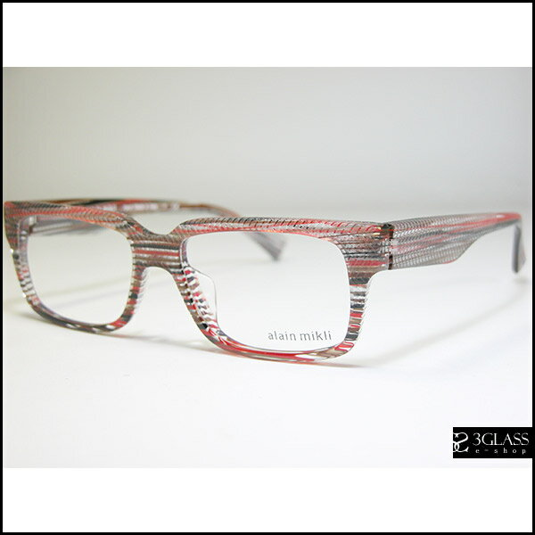 alain mikli アランミクリ メガネAO3026A カラー3087【楽ギフ_包装】 メンズ メガネ サングラス 眼鏡【ありがとう】【店頭受取対応商品】