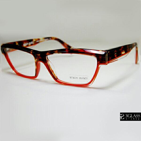alain mikli アランミクリ メガネ アペサンター AO3045 カラーMC026(正規品)【楽ギフ_包装】 メンズ メガネ サングラス 眼鏡【ありがとう】【店頭受取対応商品】