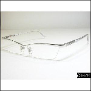 alain mikli アランミクリ メガネSTARCK EYES (スタルクアイズ)SH0001D レンズシェイプ変更モデル(レンズサイドを斜めにカットしたデザイン)【楽ギフ_包装】 メンズ メガネ サングラス 眼鏡【