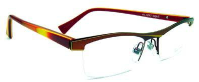 alain mikli アランミクリAO1297 カラーMOHCES ao1297-mohc【楽ギフ_包装】 メンズ メガネ サングラス 眼鏡【ありがとう】【店頭受取対応商品】