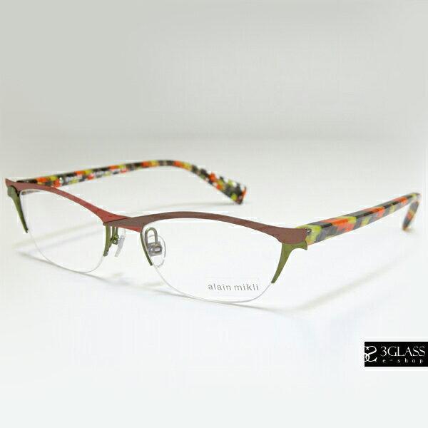 alain mikli アランミクリ メガネAL1120 カラーMOFS【楽ギフ_包装】 メンズ メガネ サングラス 眼鏡【ありがとう】【店頭受取対応商品】