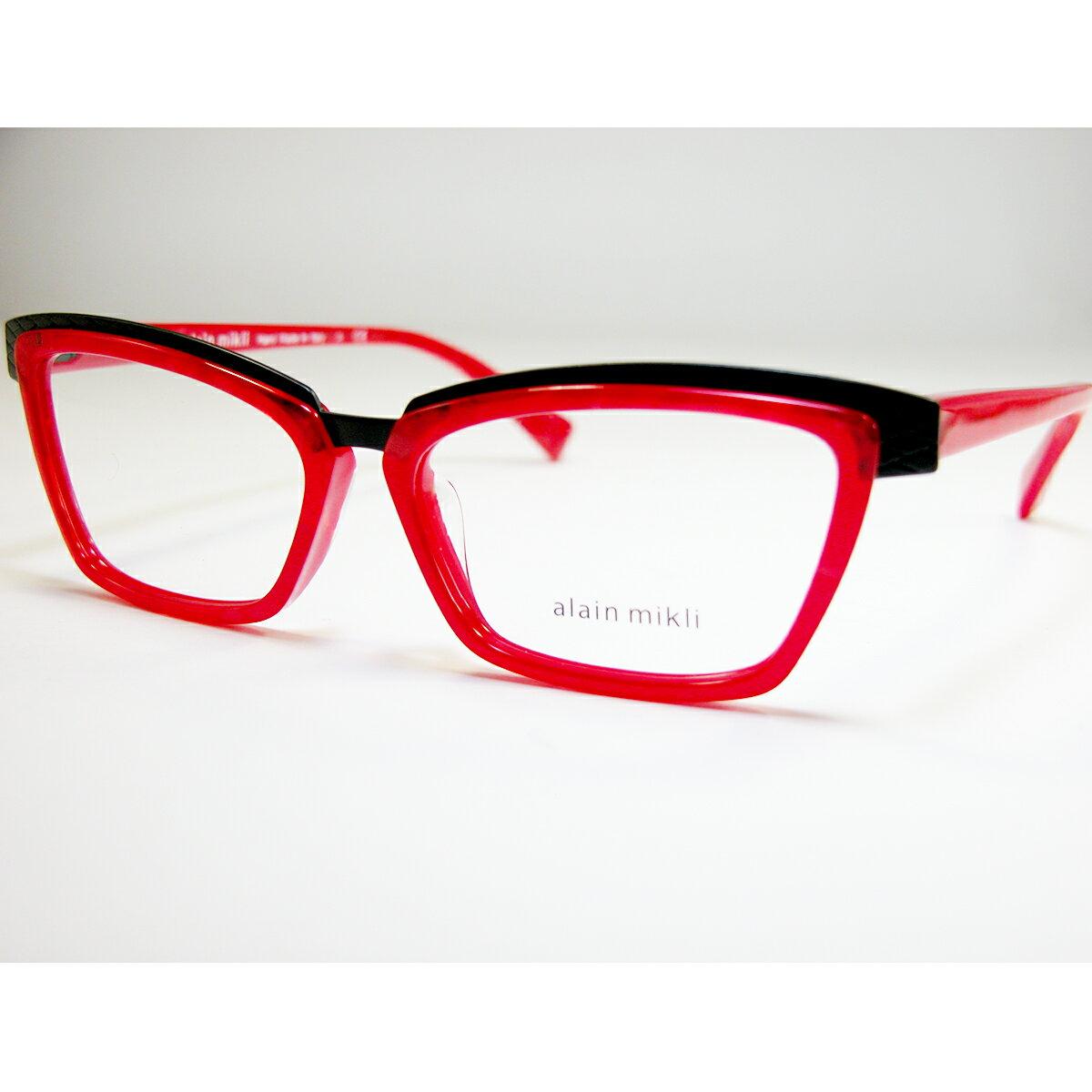 alain mikli アランミクリ メガネAO2015A カラー1055【楽ギフ_包装】 メンズ メガネ サングラス 眼鏡【ありがとう】【店頭受取対応商品】