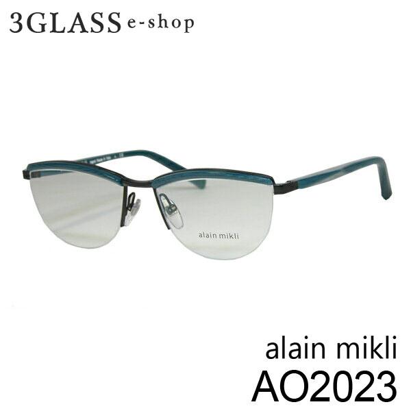 ■alain mikli アランミクリ AO2023 カラー E240 53mmメンズ メガネ サングラス 眼鏡alainmikli ao2023【ありがとう】【店頭受取対応商品】