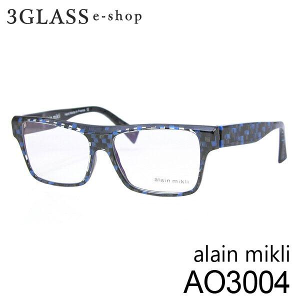 ■alain mikli アランミクリ AO3004 カラー B09E 55mmメンズ メガネ サングラス 眼鏡alainmikli ao3004【ありがとう】【店頭受取対応商品】