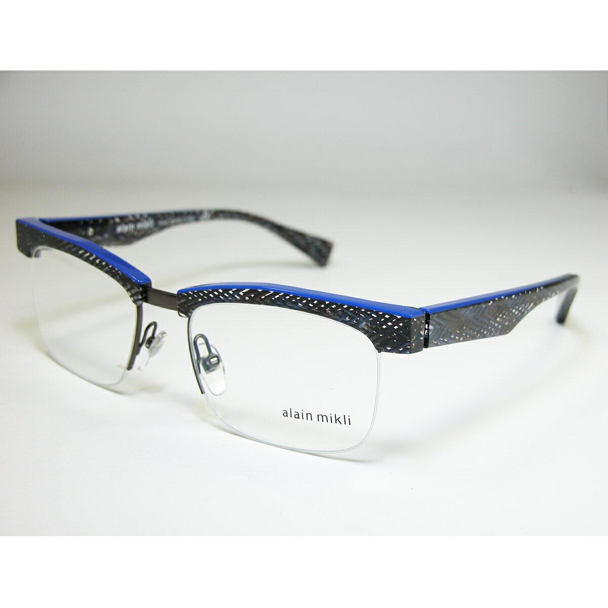 alain mikli アランミクリ メガネAO3055 カラーB111【楽ギフ_包装】 メンズ メガネ サングラス 眼鏡【ありがとう】【店頭受取対応商品】