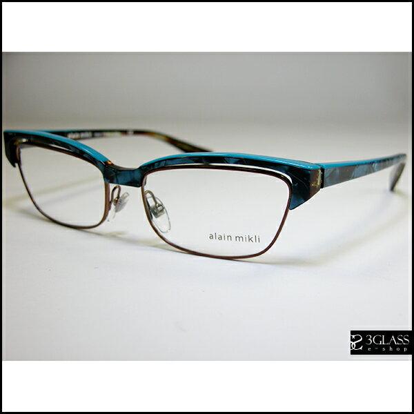alain mikli アランミクリ メガネAO3056 カラーC004【楽ギフ_包装】 メンズ メガネ サングラス 眼鏡【ありがとう】【店頭受取対応商品】