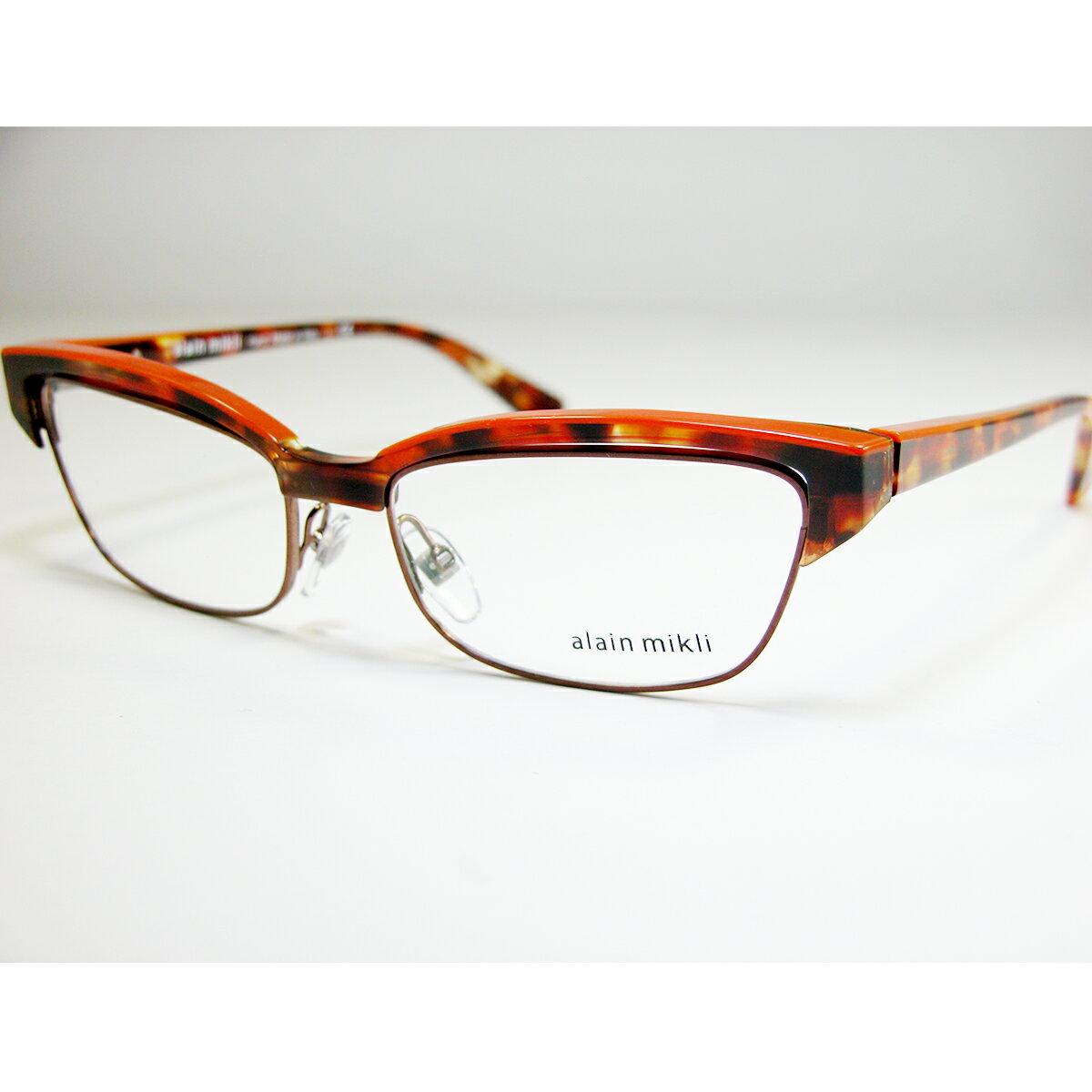 alain mikli アランミクリ メガネAO3056 カラーC026【楽ギフ_包装】 メンズ メガネ サングラス 眼鏡【ありがとう】【店頭受取対応商品】
