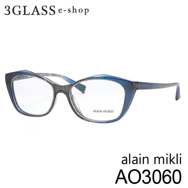 ■alain mikli アランミクリ AO3060 カラー F008 54mmメンズ メガネ サングラス 眼鏡alainmikli ao3039【ありがとう】【店頭受取対応商品】