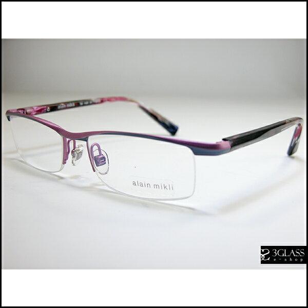 alain mikli アランミクリ メガネAO542 カラーM08A【楽ギフ_包装】 メンズ メガネ サングラス 眼鏡【ありがとう】【店頭受取対応商品】