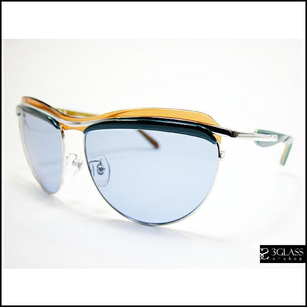 Ptolemy48(トレミー48)JP-001 カラーTQ【3GLASS e-sop】【楽ギフ_包装】 メンズ メガネ サングラス 【店頭受取対応商品】