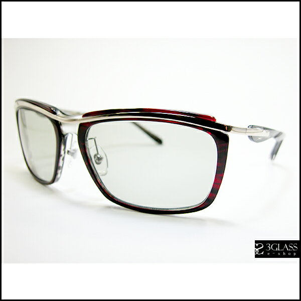 Ptolemy48(トレミー48)JP-002 カラーBR【3GLASS e-sop】【楽ギフ_包装】 メンズ メガネ サングラス 【店頭受取対応商品】