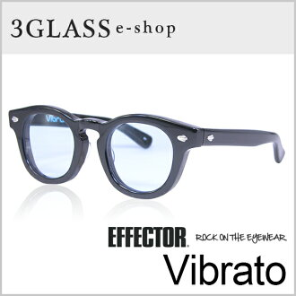 EFFECTOR 음향 처리 장치 Vibrato BK맨즈 안경 기프트 대응 vibrato bk