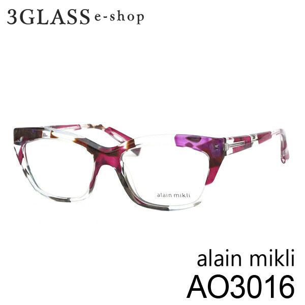 ■alain mikli アランミクリ AO3016 カラー 002 53mmメンズ メガネ サングラス 眼鏡alainmikli ao3016【ありがとう】【店頭受取対応商品】