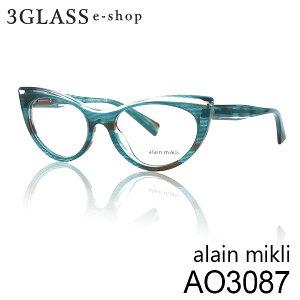 ■alain mikli アランミクリ AO3087 カラー 002 004 005 54mmメンズ メガネ サングラス 眼鏡alainmikli ao3087【店頭受取対応商品】