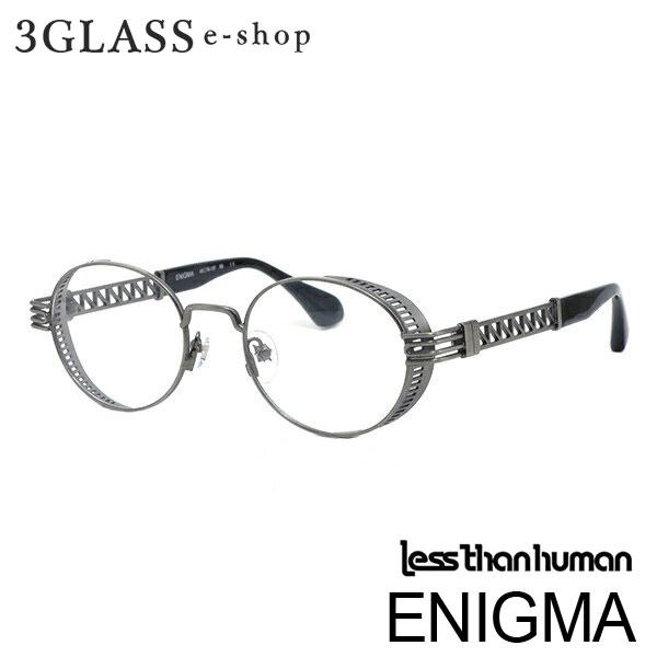 less than human(レスザンヒューマン)ENIGMA 2カラー 89 9610 48mmメンズ メガネ 眼鏡 サングラス enigma 【店頭受取対応商品】