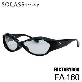 factory900 (factory 900) fa-160 64mm 5 color 001 001M 170 250 853 men's glasses glasses sunglasses factory900 fa-160