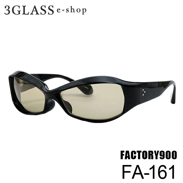 FACTORY900(ファクトリー900)FA-161 65mm カラー 001メンズ メガネ 眼鏡 サングラスfactory900 fa-161【ありがとう】【店頭受取対応商品】
