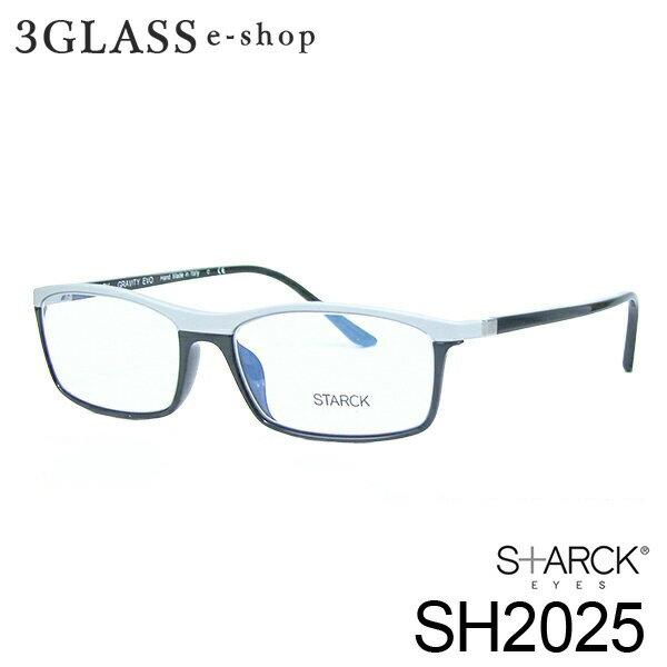 ■STARCK EYES スタルクアイズ SH2025 2カラー 0002 0003 56mm ■メンズ メガネ サングラス【ありがとう】【店頭受取対応商品】