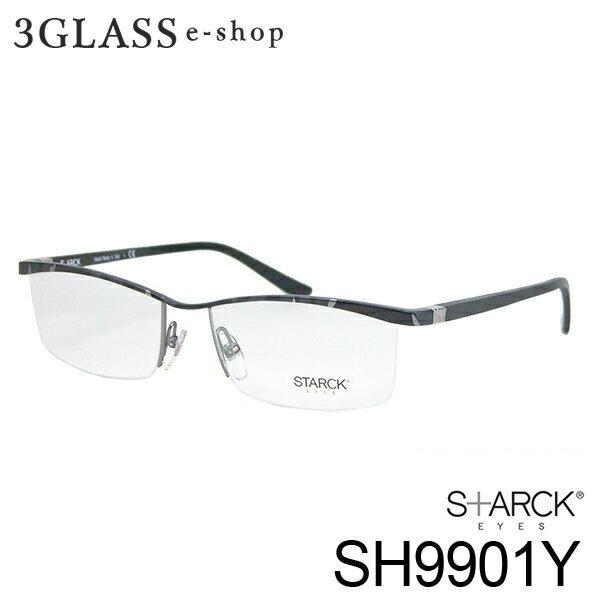 STARCK EYES スタルクアイズ SH9901Y 2カラー 0004 0005alain mikli アランミクリ 56mm メンズ メガネ サングラス【ありがとう】【店頭受取対応商品】
