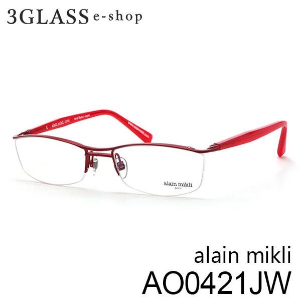 ■alain mikli アランミクリAO0421JW カラー 4420 53mmメンズ メガネ サングラス 眼鏡alainmikli ao0421jw【ありがとう】【店頭受取対応商品】