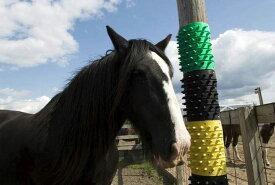 【6/17 新入荷!】体掻きマット/放牧地や厩舎(馬房)に最適!厩舎用品 馬・ヤギ・アルパカ・牛・羊!!