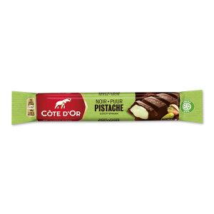 ★まとめ買いでお買い得★【コートドール バー・ピスタチオクリーム 47g 12袋入】 もっともシンプルで伝統的なミルクチョコレート 最上級の口どけ 最高のなめらかさ 大人の高級チョコレー