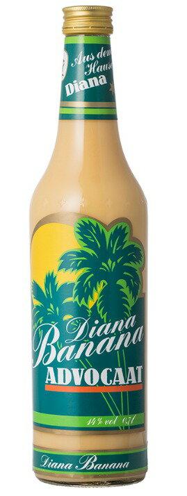 ダイアナ バナナ クリームリキュール 14度 700ml
