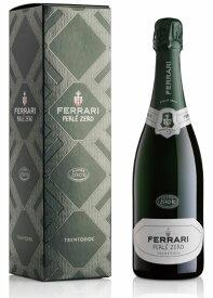 フェッラーリ・ペルレ・ゼロ(ギフトボックス入り) Ferrari Perle Zero Gift Box 750ml JE