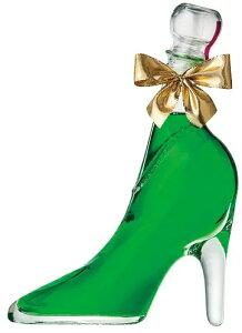 シンデレラシュー キウイフルーツ 15度 350ml【誕生日 お酒 リキュール フルーツ お祝い インテリア お城 ガラスの靴 フレーバー ギフト】