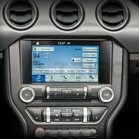 FDMTG4 2015y~ MUSTANG/マスタング 8inchモニター車両専用 2DINナビ取付キット