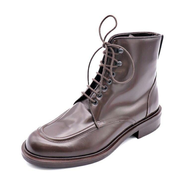 新品未使用展示品 GUCCI グッチ ブーツ 日本サイズ22.5 レザー ブラック 箱付き【本物保証】【中古】