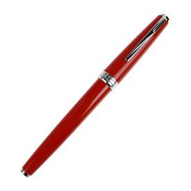 新品未使用展示品 MONTBLANC モンブラン ボールペン 114813 レジン レッド ローラーボール【本物保証】【中古】