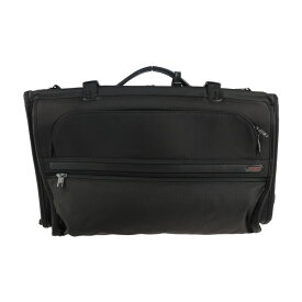 超美品 TUMI トゥミ スーツケース 22133D4 ナイロン レザー ブラック ガーメントバッグ ブリーフケース ビジネスバッグ 旅行鞄【本物保証】【中古】
