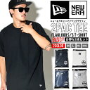 NEWERA ニューエラ Tシャツ メンズ 無地 2枚組 2PACK パックTシャツ 白 黒 ネイビー グレーB系 ファッション メンズ …