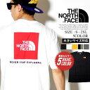 ノースフェイス Tシャツ メンズ 半袖 ロゴ プリント THE NORTH FACE 大きいサイズ USモデル NF0A3SY3