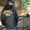 b系 ファッション キルティング ジャケット 中綿 大きいサイズ レイヤード ベースボール ヒップホップ ファッション おうちコーデ