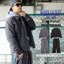セットアップ メンズ 大きいサイズ 上下 秋 秋服 冬 冬服 ブランド ワークジャケット アウター パンツ ボトムス 黒 ブラック チャコール M L XL 2XL 3XL 4XL 5XL LL 3L