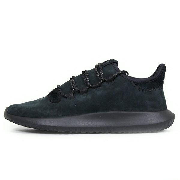 adidas アディダス TUBULAR SHADOW メンズ スニーカー ALL BLACK チューブラー シャドウ オールブラック ヌバック スエード レザー YEEZY 本革 黒 BB8942 送料無料